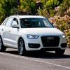 Das Kompakt-SUV Q3 von Audi