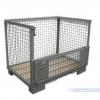 Gitterboxen sorgen für mehr Transportschutz und mehr Übersichtlichkeit