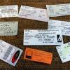 Weltweite Konzert- oder Sporttickets über das Internet bestellen